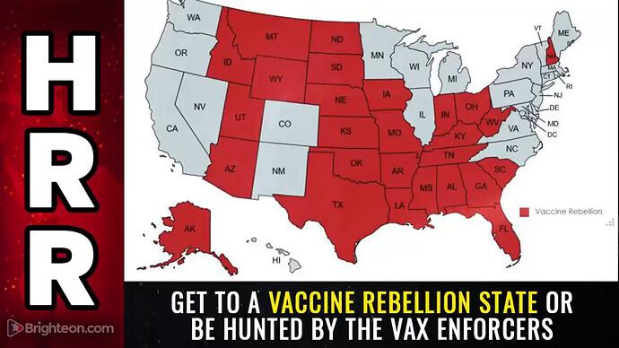 Vaccine anti states